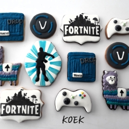 Fortnite koek