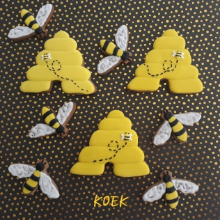 Safe the bee's koek