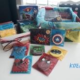 Verjaardagsbox Marvel