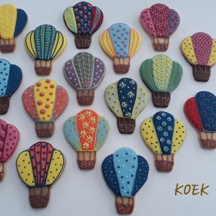 Luchtballonvaart