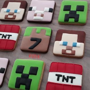 Minecraft thema